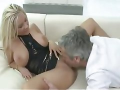 Big Boobs, Blonde, Facial, Hardcore
