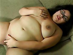 Masturbation, MILF, Big Boobs, Brunette