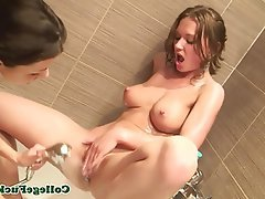 Group Sex, Shower, Teen