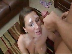 Facial, POV, Cum in mouth, Compilation