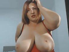 Webcam, Big Boobs, MILF, Big Tits