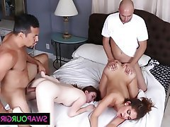 Blowjob, Hardcore, Teen, Old and Young, Big Cock