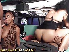 Brunette, Group Sex, Brazil, Orgy