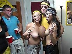 Amateur, Babe, Brunette, College