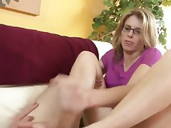 Close Up, Cumshot, Foot Fetish, Handjob, Old and Young