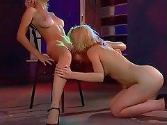 Cunnilingus, Lesbian, Masturbation, Russian
